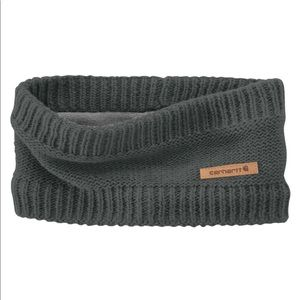 Carhartt Knit Fleece Lined Headband+Elm+Green+Knit+Ear Warmer+Holiday Gift